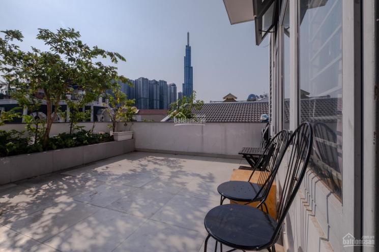 Cho thuê biệt thự Trần Não view Landmark 81 sát sông giá 60 triệu 7 phòng full nội thất nhà cực đẹp ảnh 0