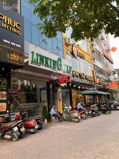 Chính chủ cần cho thuê nhà mặt phố KĐT Linh Đàm, DT 80m2 x 5 tầng, MT: 6,5m, giá 30 triệu/tháng ảnh 0