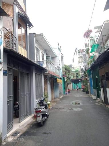 Bán nhà HXH Dương Đức Hiền, P Tây Thạnh, Tân Phú - 4,5x18 công nhận 75m2 giá 5,3 tỷ ảnh 0
