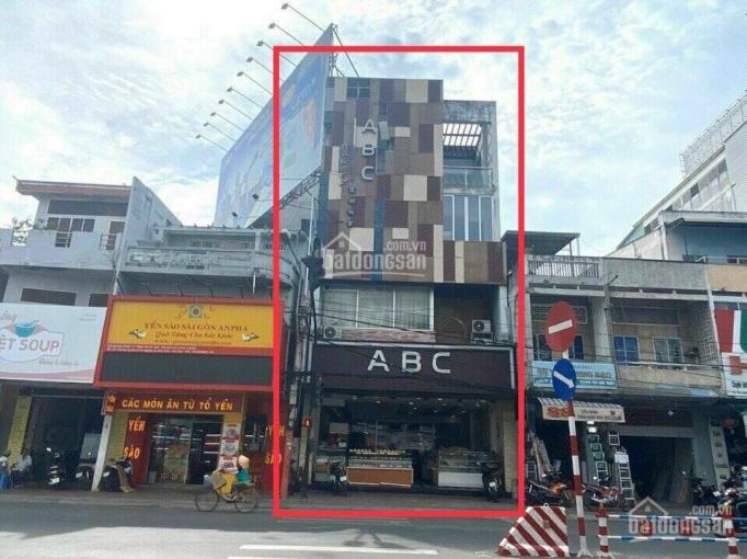 Bán nhà mặt tiền đường Trần Hưng Đạo, Ninh Kiều, rộng 269m2 sổ hoàn công ảnh 0