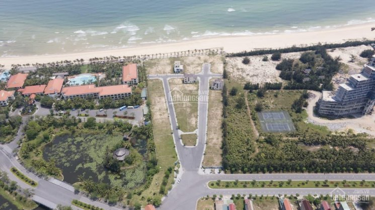 Chính chủ cần bán gấp lô đất view biển - sát cạnh quảng trường biển. LH: 0986.935363 ảnh 0