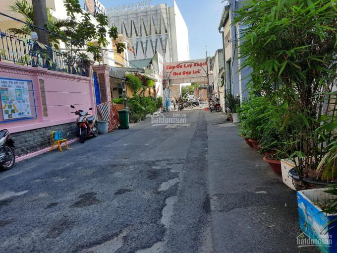 Bán gấp biệt thự hẻm 191 đường Hoàng Văn Thụ, P8, Phú Nhuận. DT 18x20m, giá 64.8 tỷ ảnh 0