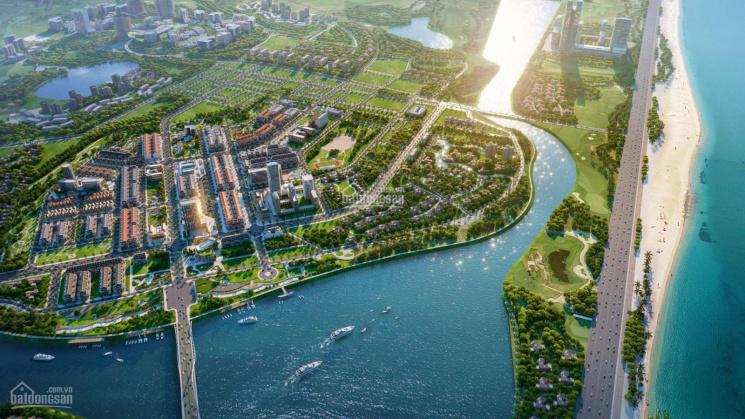 Chỉ với 1.4 tỷ sở hữu ô đất nền bên sông Cổ Cò, liền kề biển Viêm Đông ảnh 0