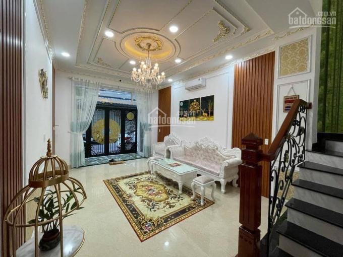 Bán nhà đẹp mặt tiền đường Cù Chính Lan, Đà Nẵng, 3 tầng kiểu Pháp, nội thất siêu xịn sò ảnh 0