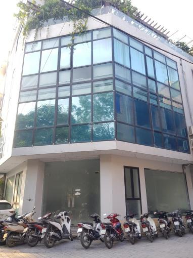 Cho thuê nhà riêng đường Lê Văn Lương, DT 90m2 x 3 tầng lô góc thông sàn nhà đẹp ảnh 0