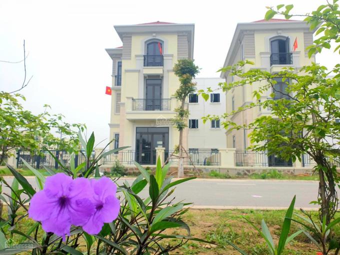 Bán căn đơn lập xây 3 tầng duy nhất view công viên, cách Hà Nội 12km ảnh 0
