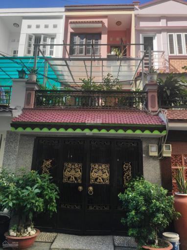 Bán nhà khu cư xá ĐH An Ninh, đường Số 3 Bình An, Q2. DT 53m2 XD 1 trệt 2 lầu, hẻm 10m ảnh 0