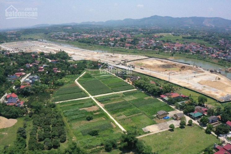 Bán đất đấu giá thị trấn Thanh Sơn, 6tr/m2, 990 triệu/lô, sổ đỏ từng nền. LH 0981545333 ảnh 0