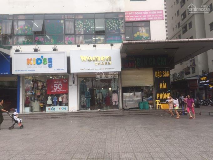 Cho thuê kiot tòa HH2A Linh Đàm DT 42m2, MT 4m giá 30tr/tháng ảnh 0