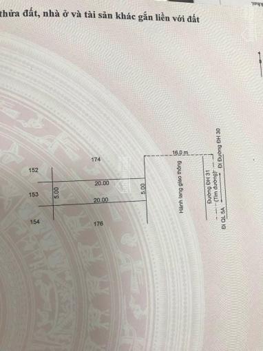 Chính chủ cần bán nhanh lô đất giãn dân Hoà Phong, đợt 1 2018 ảnh 0