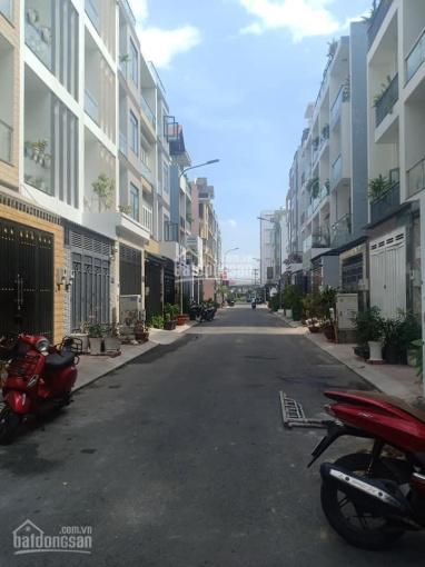 Bán đất 337 Tân KỲ Tân Qúy (4x16m) sổ hồng, cách mặt tiền 20m, khu dân trí cao ảnh 0