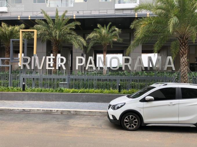 Cho thuê căn hộ River Panorama Quận 7 diện tích 62m2 2PN, 2WC giá 9tr/th, liên hệ 0901876563 Mr.Đại ảnh 0