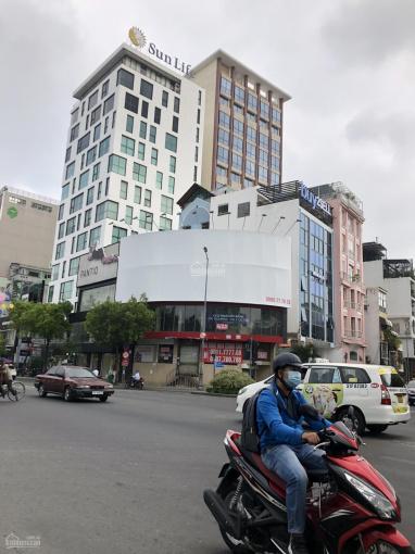 Bán nhà mặt tiền đường Nguyễn Trãi, Quận 1. DT: 5.01x17m - Hầm 4 tầng giá chỉ 33.8 tỷ, 0931893456 ảnh 0