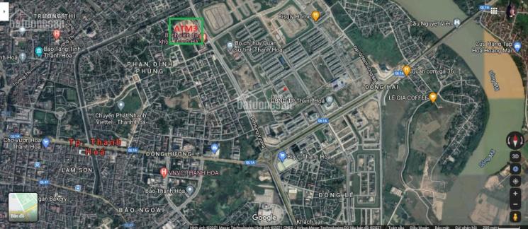 Bán lô LK2 - Mặt bằng ATM3 (Bên hông bệnh viện Thanh Hà) - Phường Đông Hương, TP. Thanh Hóa ảnh 0