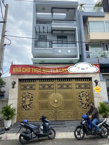 MT đẹp Nguyễn Văn Công, 6.5x22m, trệt 3 lầu, giá 35tr/th ảnh 0