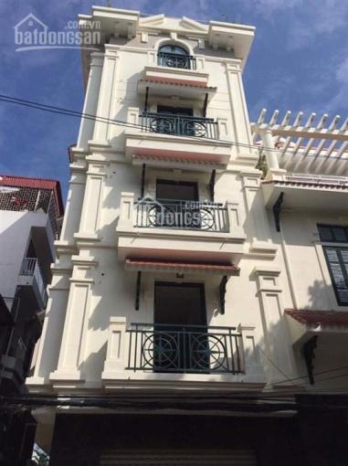 Bán nhà 2 mặt tiền, Phan Văn Hân, P17, Q. Bình Thạnh 6.5x24 1T 4L giá 30.5 tỷ HĐT 80tr/th ảnh 0