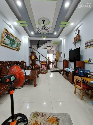Nhà đẹp 4x15m trệt 2 lầu HXH 6m Huỳnh Tấn Phát giá 3.85 tỷ thương lượng ảnh 0