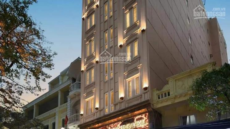Siêu phẩm Hotel mặt phố Mễ Trì 334m2 11T thang máy MT 10m cho thuê 1 tỷ/tháng 175 Tỷ Nam Từ Liêm ảnh 0