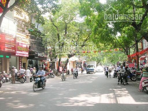 Bán nhà MP Trần Nhân Tông, lô góc, nhà 129m2, mặt tiền 12m, giá 68 tỷ 0917271155 ảnh 0