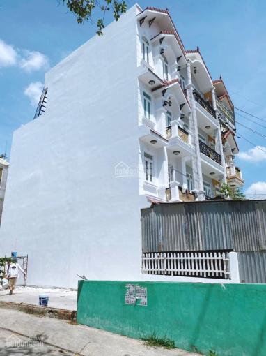 Chính chủ bán nhà MTKD 159 An Dương Vương, Quận Bình Tân 101.6m2 thổ cư 1 trệt 3 lầu. LH 0843722777 ảnh 0