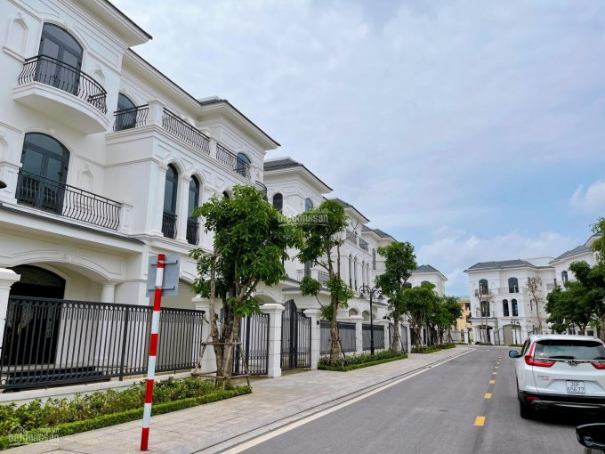 Bán căn LK nhà vườn 150m2 giá 7,7 tỷ chiết khấu 8,5% - vay k lãi suất 18th tại Vinhomes Starcity TH ảnh 0
