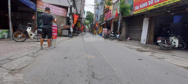 Bán nhà mặt phố Mễ Trì Thượng - Nam Từ Liêm, DT 75m2 x 8 tầng, MT 5m giá 16.5 tỷ ảnh 0