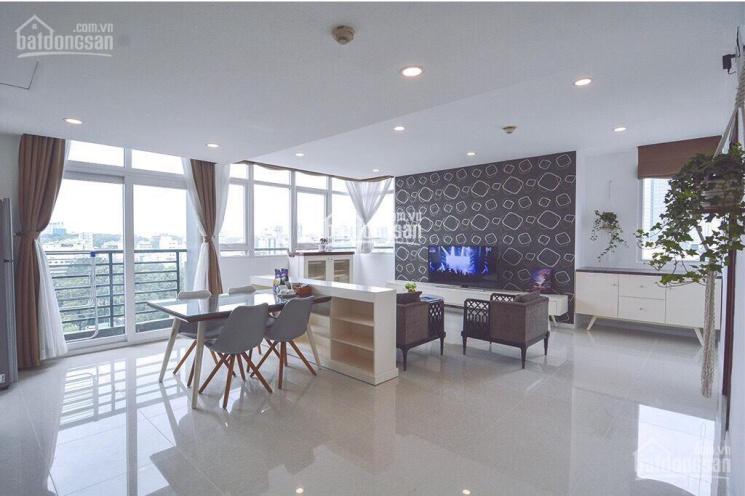 Gia đình tôi bán căn góc 3 phòng ngủ The One SG, 119m2, full nội thất, có sổ hồng, view đẹp ảnh 0