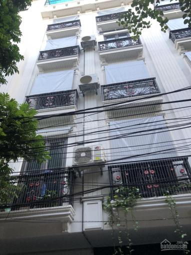 Nhỉnh 5,9 tỷ, mua ngay nhà 6 tầng phố Nguyễn Hoàng - Cầu Giấy, mặt tiền 5,6 mét. Nhà mới, full đồ ảnh 0