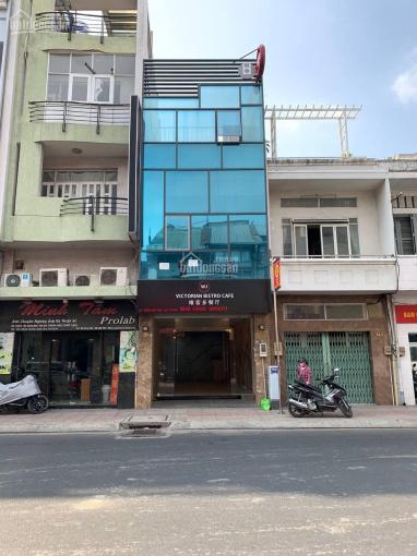 Chính chủ cần bán nhà 1 trệt 3 lầu mặt tiền 147 Trần Hưng Đạo, phường 10, quận 5 ảnh 0