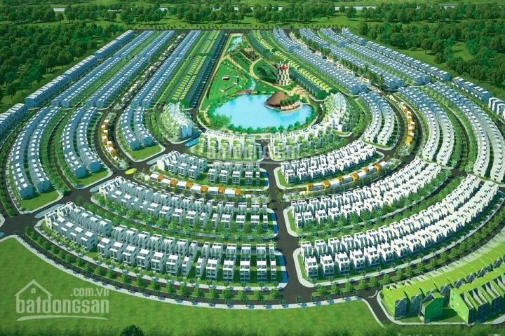 Bán đất nền dự án tại dự án KĐT Làng Sen Việt Nam, Đức Hòa, Long An diện tích 85m2 giá 1.2 tỷ ảnh 0
