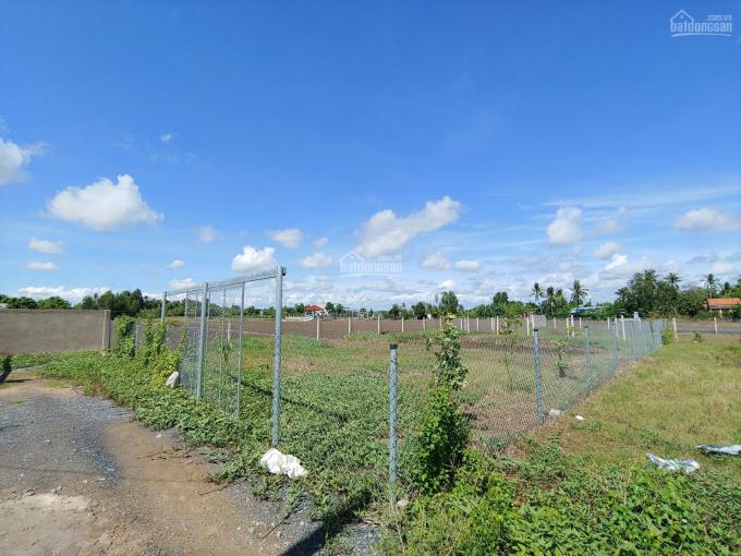 Chỉ còn một lô đất vườn 504m2 đất thị trấn Cần Giuộc, SHR, giá 1,6 tỷ ảnh 0