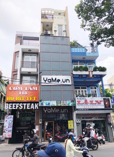 Bán nhà mặt tiền Nguyễn Văn Giai, Quận 1. DT: 4m x34m, (Nở hậu 4.7m, CN: 150m2), giá chỉ 28 tỷ ảnh 0