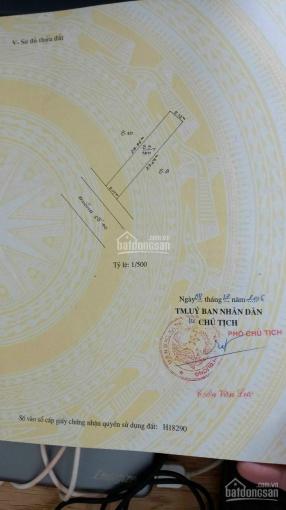 Đất xây nhà kinh doanh buôn bán được đường Số 40 TĐC Định Hòa, Thủ Dầu Một giá tốt ảnh 0