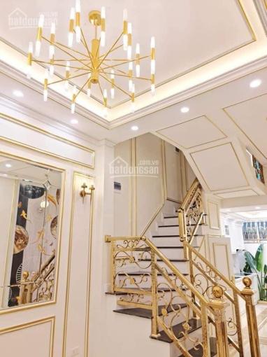 Bán nhà Vạn Bảo - Kim Mã - Ba Đình nhà đẹp, lô góc, gần phố, 45m2, 5 tầng, giá chỉ 4,5 tỷ ảnh 0