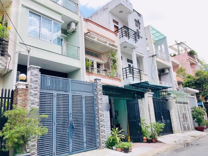 Bán nhà mặt tiền nội bộ Gò Dầu, Q. Tân Phú. DT 4x19m, đúc 1 lầu giá 7,6 tỷ TL nhẹ 0932622535 ảnh 0