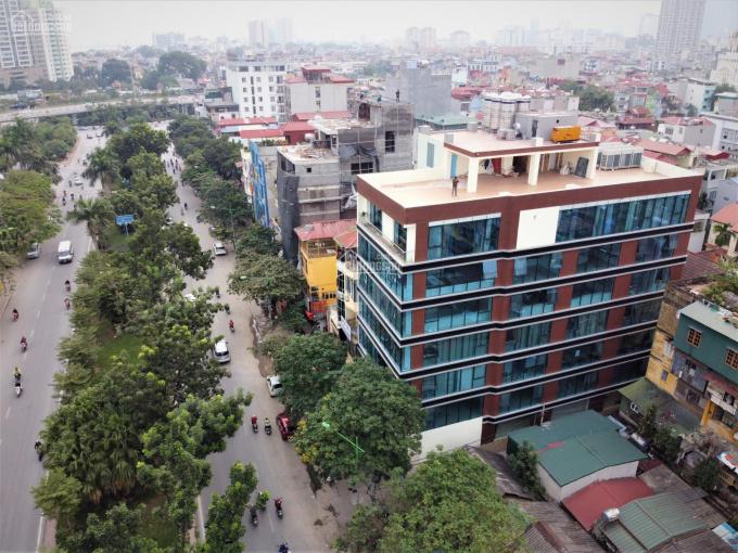 Sàn siêu đẹp, giá rẻ nhất, tòa An Hưng Building - 85 - 87 Hoàng Quốc Việt, cho thuê sàn văn phòng ảnh 0