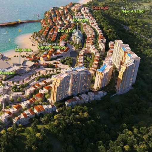 Chính chủ cần bán căn shop cáp treo Ven 73 dự án Sun Premier Primavea Phú Quốc ảnh 0