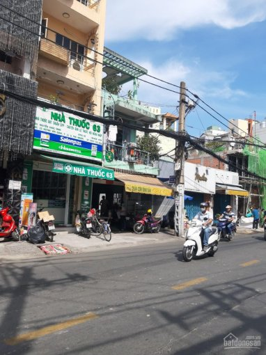 Chính chủ cần bán nhà mặt tiền Cô Giang, 6m x 16m trệt - 5 lầu chỉ 18.7 tỷ ảnh 0