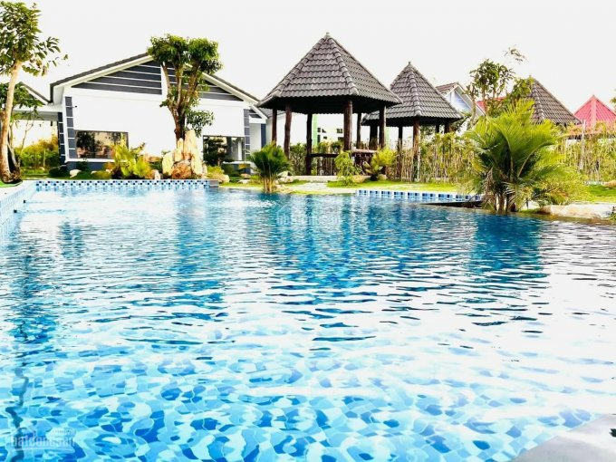 Bán nhà vườn nghỉ dưỡng 2,1 tỷ gần biển Hồ Tràm BRVT, sổ hồng riêng, ngân hàng hỗ trợ lên đến 70% ảnh 0