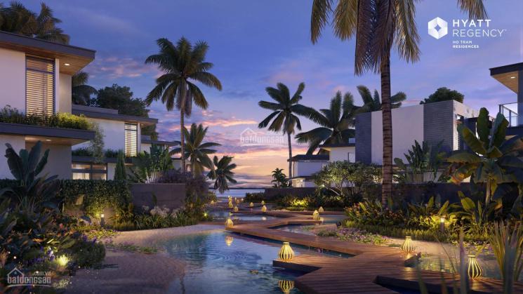 Biệt thự biển 5*+ Hyatt Regency Hồ Tràm, đợt đầu, giá tốt, HTLS ngân hàng 0% từ 18 tỷ, 0936122125 ảnh 0