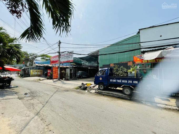 Chính chủ bán gấp lô đất MT đường số 300/ Nguyễn Văn Linh, Tân Phú, Q. 7, DT 10x34m, XD hầm 7 lầu ảnh 0