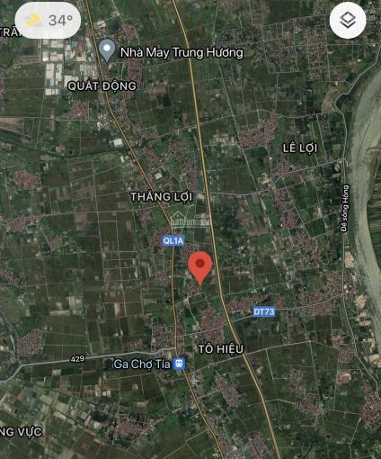 Bán đất Thường Tín 200m2 MT 16m ô tô tận nhà 0977514027 ảnh 0
