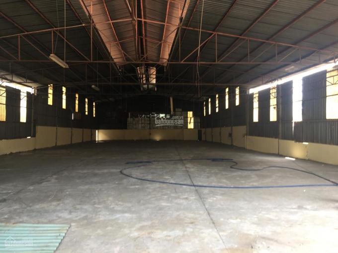 Cho thuê kho xưởng 1000m2 tại An Phú Đông, quận 12, TPHCM. Cho phép sản xuất đa ngành, xưởng chuẩn ảnh 0