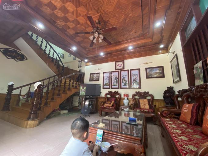 Chính chủ bán nhà 03 tầng ngõ 124 đường Minh Lang, Tiên Cát - Cách công viên Văn Lang 2 phút đi bộ ảnh 0
