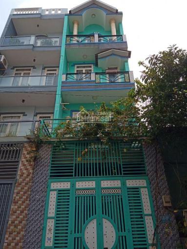Nhà Bình Tân cho thuê, 930/30 Hương lộ 2, 4x18m, 3 lầu, 6PN, 4WC, hẻm 8m ảnh 0