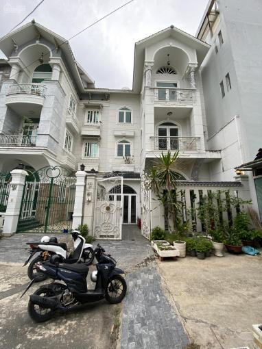 Khu biệt thự Nơ Trang Long 7.5x18m trệt 3L giá 35tr/th ảnh 0