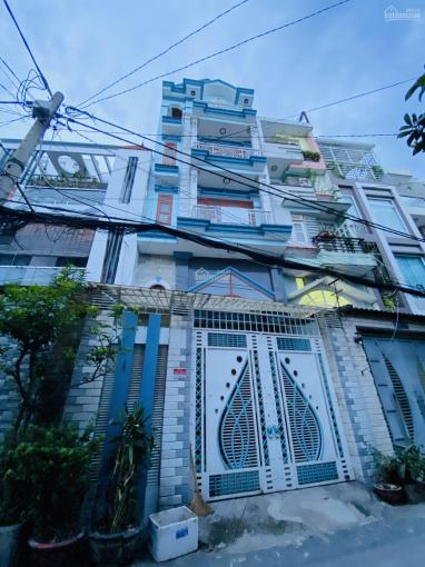 Bán nhà hẻm 347/ Lê Văn Thọ đi vào, diện tích 5,2x16.5m. Nhà 3 lầu, giá: 7 tỷ ảnh 0