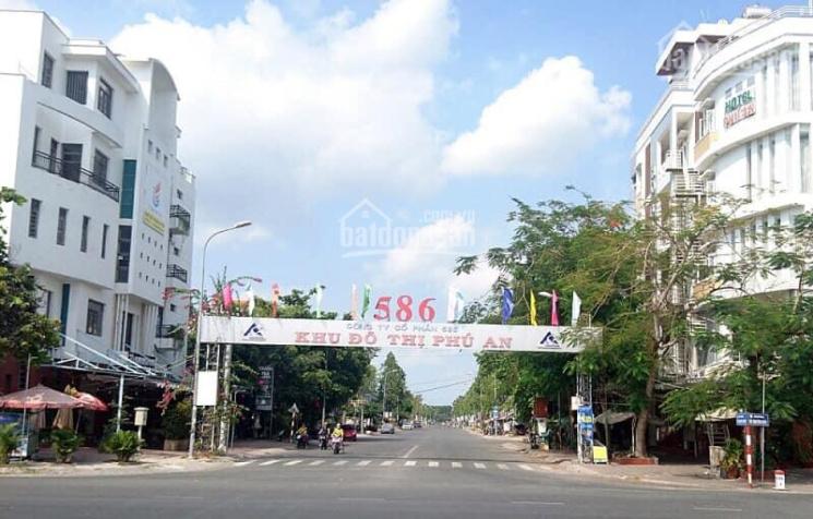 Bán cặp nền đường Cao Minh Lộc (đường Số 10 cũ) KDC 586, Cái Răng, Cần Thơ, 5,5 tỷ ảnh 0