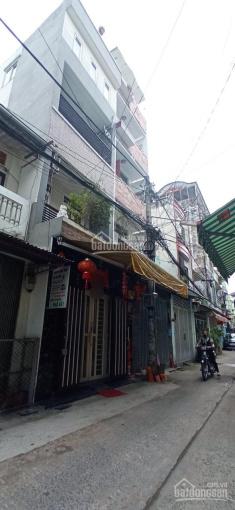 Cần tiền bán gấp nhà hẻm Hàn Hải Nguyên, P. 2, Q. 11 ảnh 0