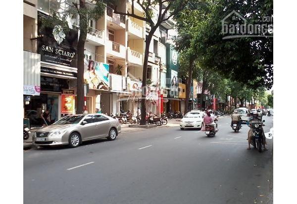 Xuống giá! Cần cho thuê Gấp mặt tiền Nguyễn Thái Bình, quận 1, 4m*18m, 1T4L, giá chỉ 65tr ảnh 0